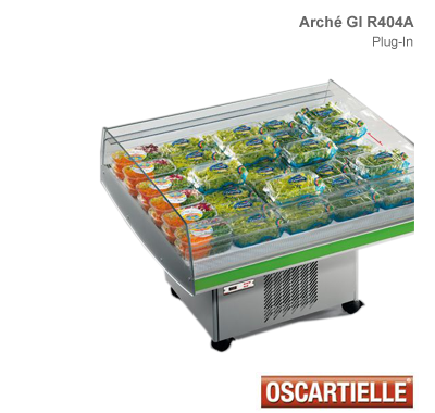 Refrigerated Cabinet - ARCHЀ